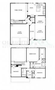 Belair Floor Plan
